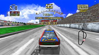 Daytona USA Screen